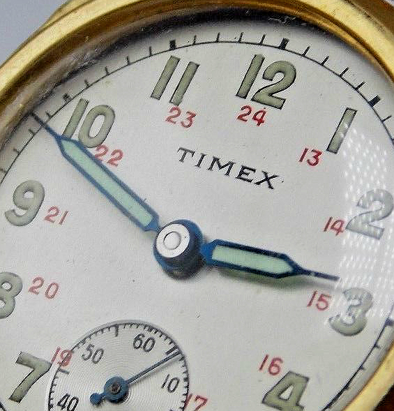 Wild A 1940s Swiss Watch Called Timex Well Before Timex